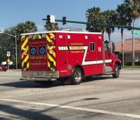 Fla. county forced to write off $12M in ambulance fees