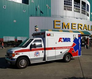 Hundreds of unionized EMTs in Seattle have set a deadline of Dec. 21 to go on strike. (Photo/AMR)