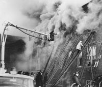 City on fire: 8 infamous blazes in history