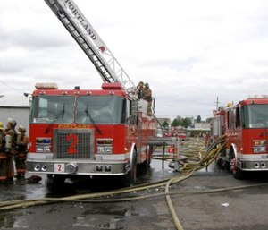 Let's take a look at what's trending in fire apparatus and where that trend will likely continue in 2018 and beyond. (Photo/City of Portland, Ore.)