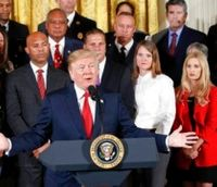 Trump donates portion of salary to opioid efforts