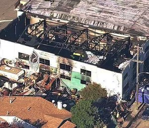 """Judge Brad Seligman said Oakland had a """"mandatory duty"""" to fix the poor conditions of a building like the Fruitvale warehouse. (Photo/AP)"""