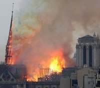 "The Notre-Dame fire: Battling ""something bigger than life"""