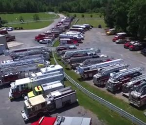 Be sure to conduct your due diligence when it comes time to finance your used apparatus purchase. (Photo/Brindlee Mountain Fire Apparatus)