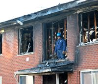 Man arrested after Detroit arson fire that killed 5