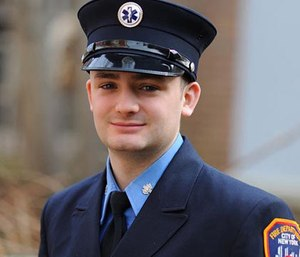 Aric Tegtmeier. (Photo/FDNY)