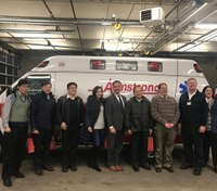 How to host an international EMS agency exchange