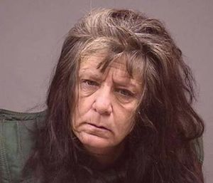 Denise Molina was charged with assault after allegedly kicking an EMT in the throat. (Photo/Youngstown Police Dept.)