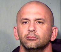 Ariz. firefighter arrested in burglaries of fire stations