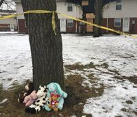 Official: Fire that killed 3 children in Ind. ruled arson