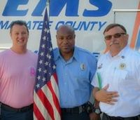 Fla. responder named EMT of the year