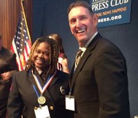 Va. paramedic receives 'Star of Life' award