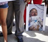 Grand jury: No charges in raid that hurt toddler