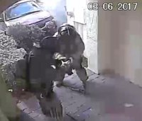 Video: Backdraft that injured 2 firefighters caught on camera