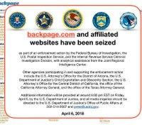 5 things to know about the Backpage.com seizure