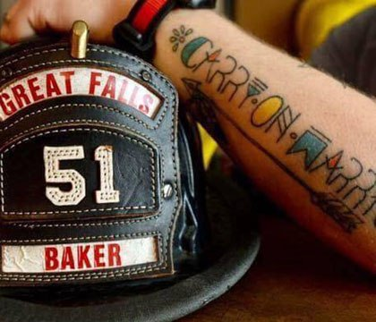 Mont. firefighter who fought for workers comp law dies of cancer