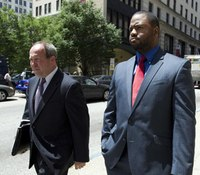 Co-defendant takes stand against driver in Freddie Gray death