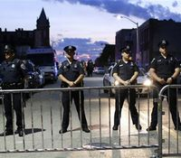 Over 1K protesters take to Baltimore streets after in-custody death