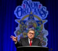 Barr calls for swift death penalty for mass shooters, cop killers