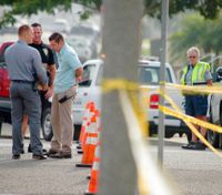 Calif. officers' wounds result of blue-on-blue shooting