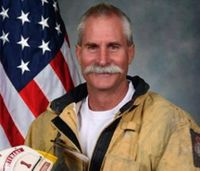 Off-duty battalion chief killed in motorcycle crash