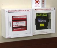 Ala. fire dept. equips schools with bleeding control kits