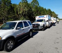 Fla. county considers waiving ambulance fees for locals