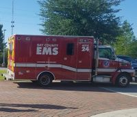 Fla. county waives ambulance fees for residents