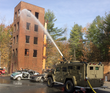 Now the BearCat can help you fight fires while under fire