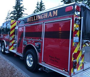 Bellingham Fire Department personnel made15 training attempts to intubate a dead manas he lay in a body bag on the floor of the apparatus bay at Station 1, according toan investigation. (Photo/BFD)