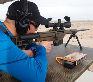 Precision rifles to subcompacts: 3 crowd-pleasers from SHOT Show