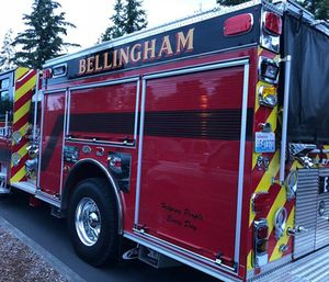 Officials approved a $75,000 settlement for a claim filed by the son of the deceased man Bellingham Fire Department staff practiced endotracheal intubations on. (Photo/BFD)