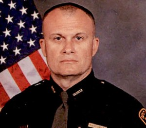 Det. Bill Brewer, a 20-year veteran of the Clermont County Sheriff's Office, died after being shot in Pierce Township, Ohio. (Photo/Clermont County Sheriff's Office)