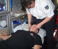 Effective EMS response to acute alcohol intoxication