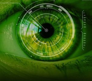 There are trade-offs between privacy and public safety when it comes to iris scans. (Photo/Pixabay)