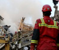 Rapid response: Lessons on high-rise risk factors from Iran firefighter tragedy
