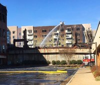 Chief: NC apartment building inspected 50 times before fire