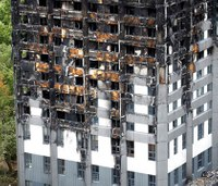 Grenfell report: UK high-rise fire regulations inadequate