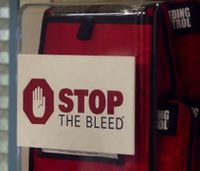 'Stop the Bleed' campaign trains bystanders to help save lives