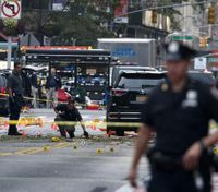 Authorities call NYC explosion a bombing, say motive unknown