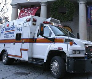 City records showed that Boston EMS has failed to meet their response time goal of six minutes or less for highly critical calls since 2013. (Photo/Boston EMS)