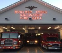 Calif. community makes surprise donation to fire station