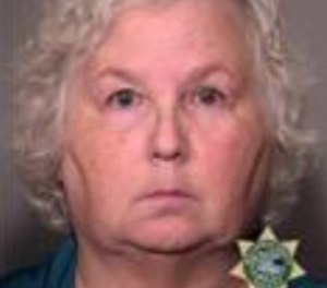 Nancy Crampton-Brophy remains jailed for unlawful use of a weapon and murder. (Photo/Multnomah County Sheriff)