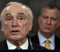 NYC police commish stepping down