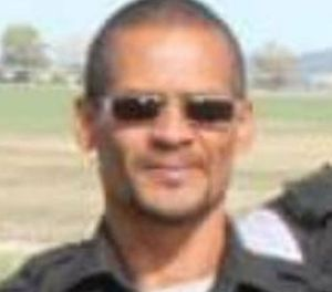 Officer Brian Gerard Garrett was not on duty at the time of the shooting. (Photo/Santee Sioux Nation Tribal Police Department)
