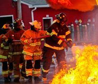 Superficial burn care for the fireground