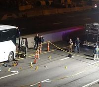 Man on stabbing rampage killed by Conn. trooper