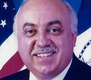 William Allee served as the NYPD's chief of detectives from 1997 to 2003. (Photo/NYPD)