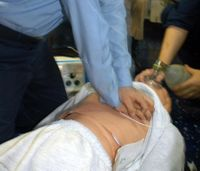 Study: Cardiac arrests are not more common in the mornings