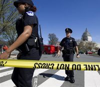 US Capitol lockdown lifted after man fatally shoots self